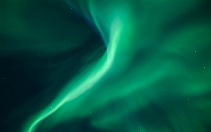 Northern lights alaska-2016 High Quality HD Wallpaper Views:4471