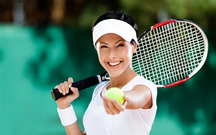 Tennis beauty-2016 Sport HD Wallpaper Views:2159