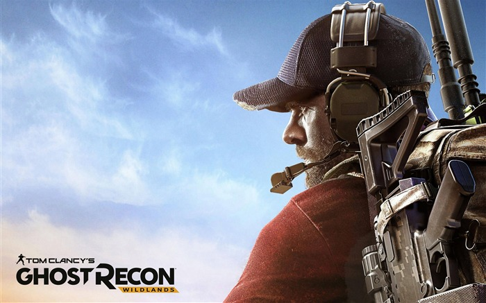 Tom clancys ghost recon wildlands-Game Posters HD Wallpaper Views:1346