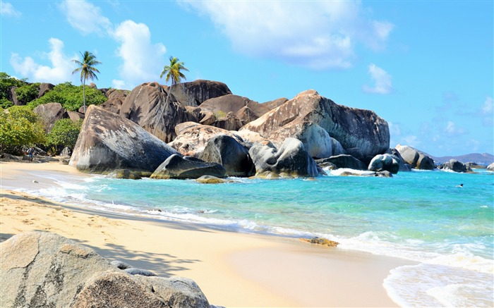Virgin Gorda British Virgin Islands-nature HD photo wallpaper Views:1706