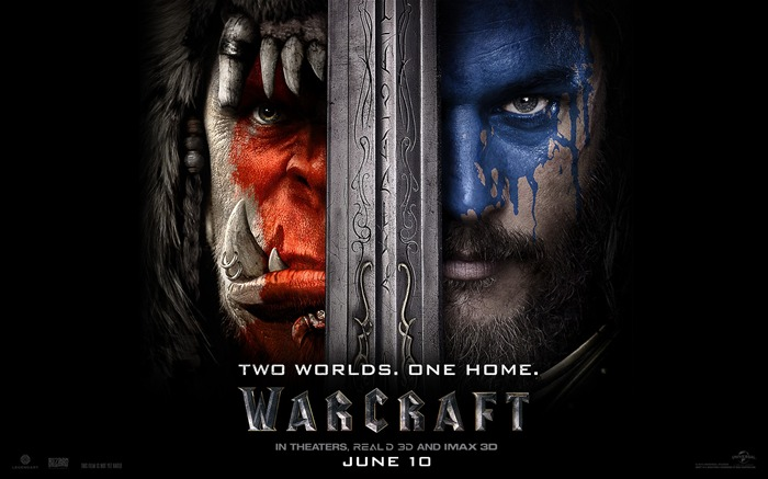 Warcraft 2016 Movies Poster Wallpaper 03 Views:1509