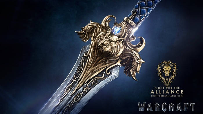 Warcraft 2016 Movies Poster Wallpaper 05 Views:1298