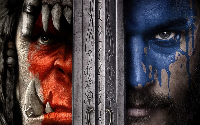 Warcraft 2016 Movies Poster Wallpaper 11 Views:1786