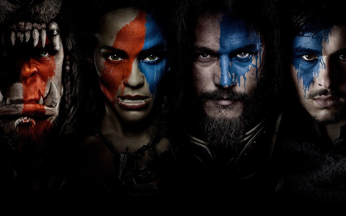 Warcraft 2016 Movies Poster Wallpaper 12 Views:1829