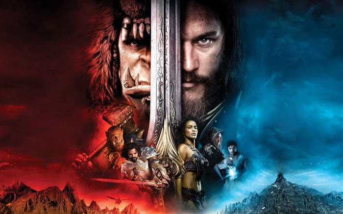 Warcraft 2016 Movies Poster Wallpaper 14 Views:2017
