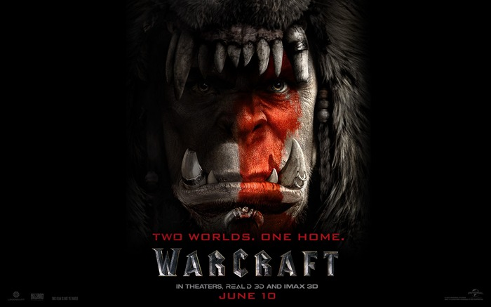 Warcraft 2016 Movies Poster Wallpaper 16 Views:1078