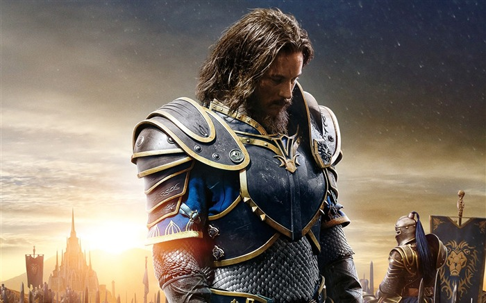 Warcraft 2016 Movies Poster Wallpaper Views:1595