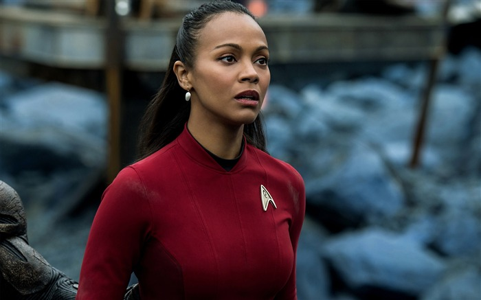 Zoe saldana star trek beyond-Movies Posters HD Wallpaper Views:1328