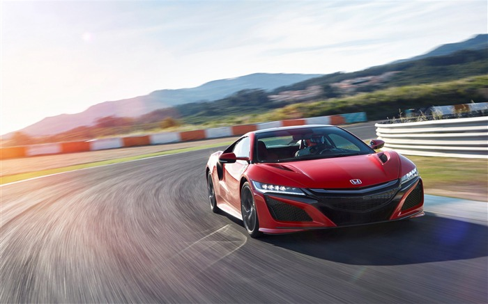 2016 Honda Acura NSX-Luxury Car HD Wallpaper Views:1527