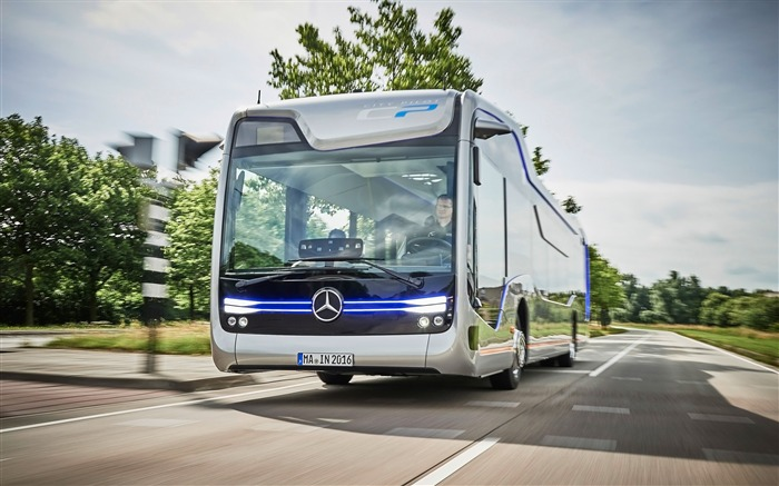 2016 Mercedes-Benz Future Bus HD Wallpaper 05 Views:1337