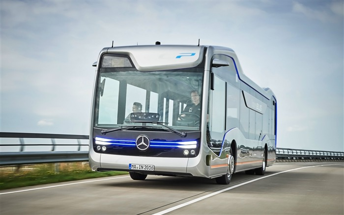 2016 Mercedes-Benz Future Bus HD Wallpaper 07 Views:1306