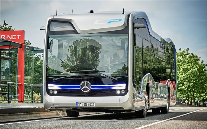2016 Mercedes-Benz Future Bus HD Wallpaper 14 Views:1399