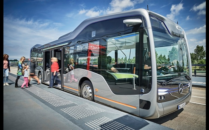 2016 Mercedes-Benz Future Bus HD Wallpaper 15 Views:1697