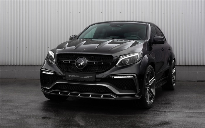 2016 Mercedes Benz Gle Inferno-Luxury Car HD Wallpaper Views:1633