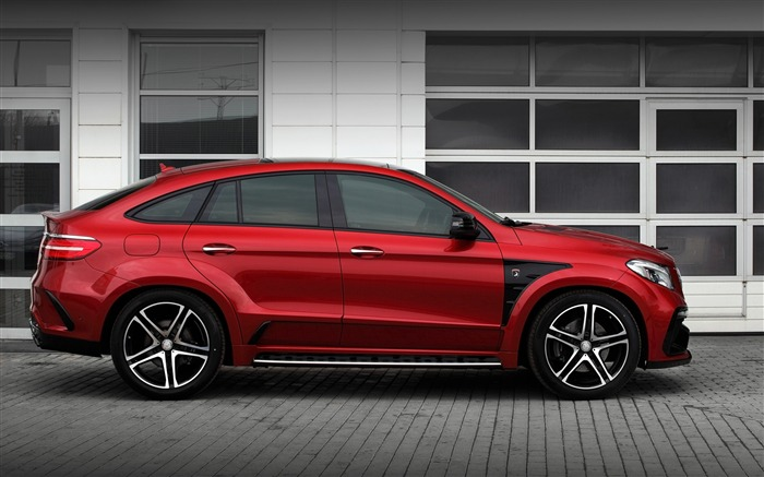 2016 Red Mercedes-Benz GLE Inferno HD Wallpaper 03 Views:1762