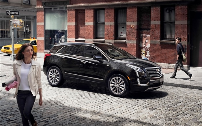 2017 Cadillac XT5 Luxury SUV HD Wallpaper Views:4297