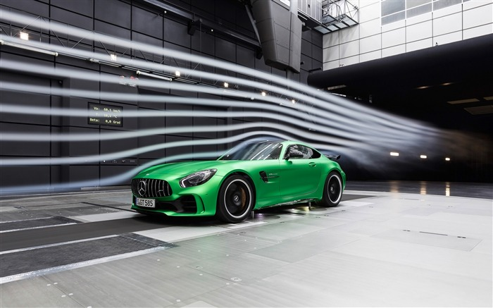 2017 Mercedes-AMG GTR Luxury HD Wallpaper Views:18698