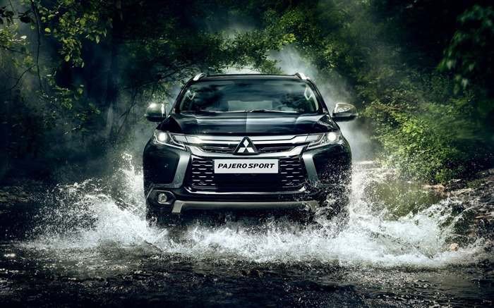 2017 Mitsubishi Pajero-Luxury Car HD Wallpaper Views:1937
