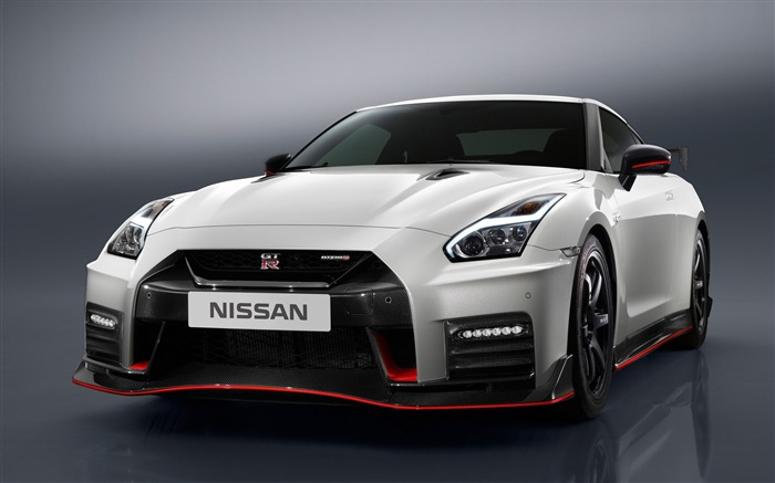 2017 Nissan GT-R NISMO Luxury HD Wallpaper Views:6065