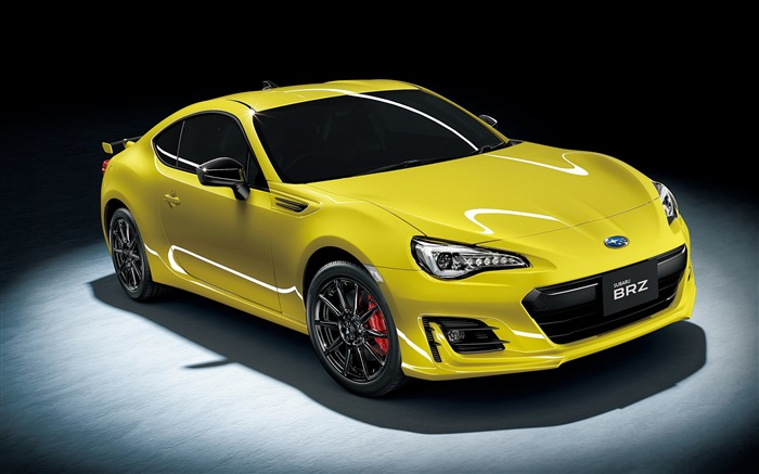 2017 Subaru Brz-Luxury Car HD Wallpaper Views:1369
