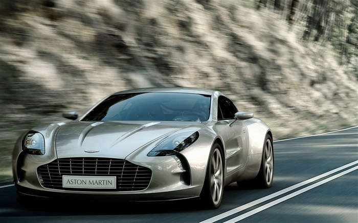 Aston Martin one 79-Luxury Car HD Wallpaper Views:1551