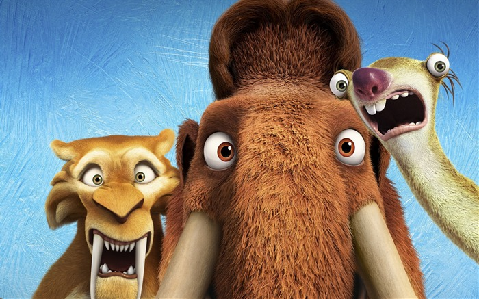 Ice Age Collision Course 2016 Movies Wallpaper 03 Views:1515