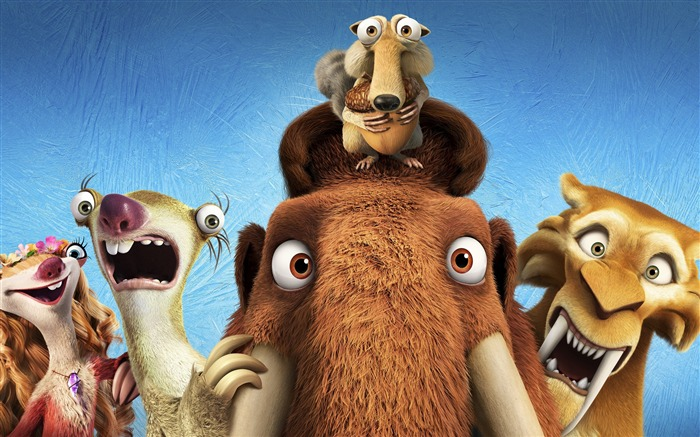 Ice Age Collision Course 2016 Movies Wallpaper 05 Views:1636
