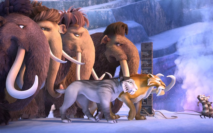Ice Age Collision Course 2016 Movies Wallpaper 09 Views:1587