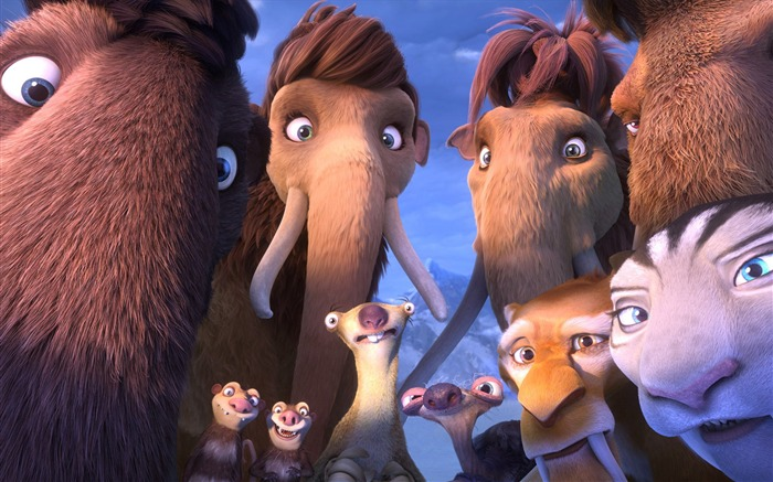Ice Age Collision Course 2016 Movies Wallpaper 10 Views:1726