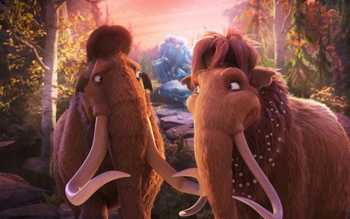 Ice Age Collision Course 2016 Movies Wallpaper 13 Views:1550