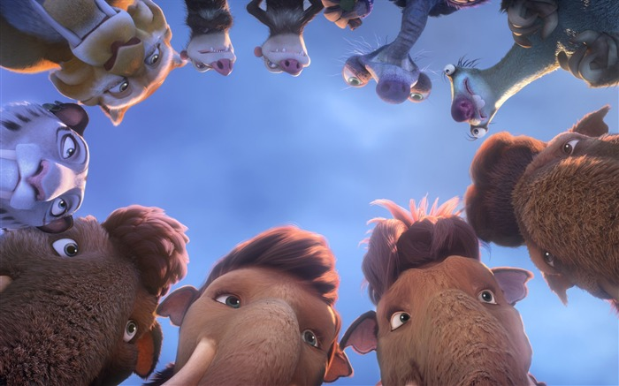 Ice Age Collision Course 2016 Movies Wallpaper 15 Views:1675