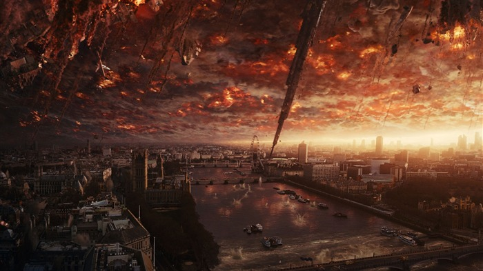 Independence Day Resurgence 2016 HD Wallpaper 01 Views:1367