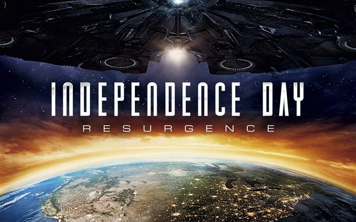Independence Day Resurgence 2016 Movie HD Wallpaper Views:11276