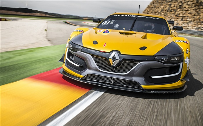 Renault sport racing-Luxury Car HD Wallpaper Views:957