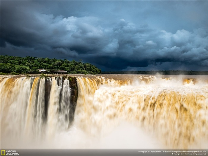 Espectaculares cascadas-National Geographic Wallpaper Vistas:1839