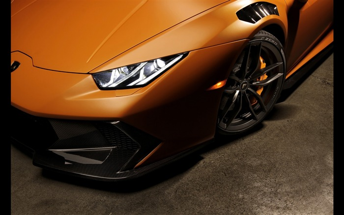 2016 Lamborghini Huracan Supercar Wallpaper 04 Views:2800 Date:8/7/2016 9:32:43 AM