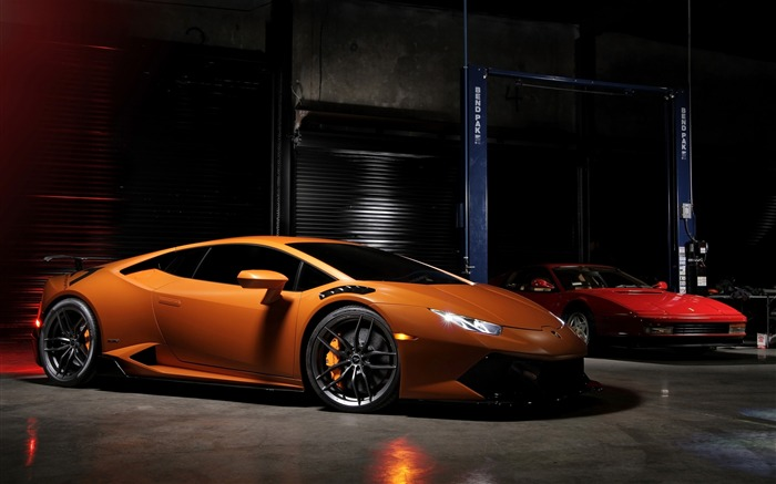 2016 Lamborghini Huracan Supercar Wallpaper 05 Views:3287 Date:8/7/2016 9:33:15 AM