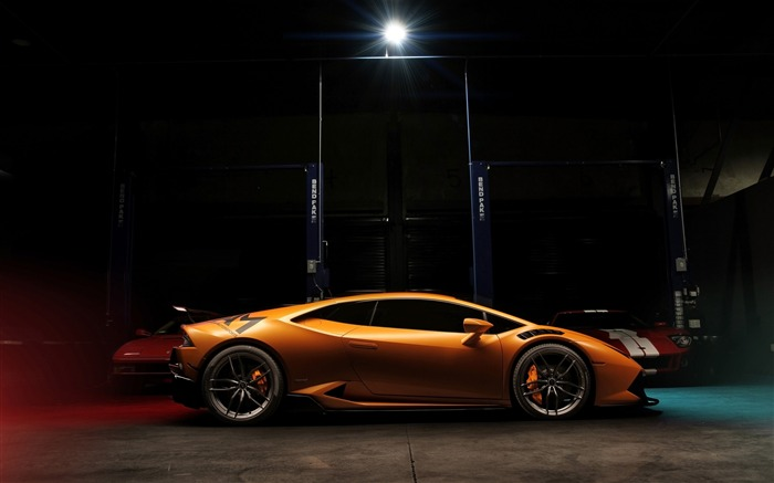 2016 Lamborghini Huracan Supercar Wallpaper 07 Views:3086 Date:8/7/2016 9:34:48 AM