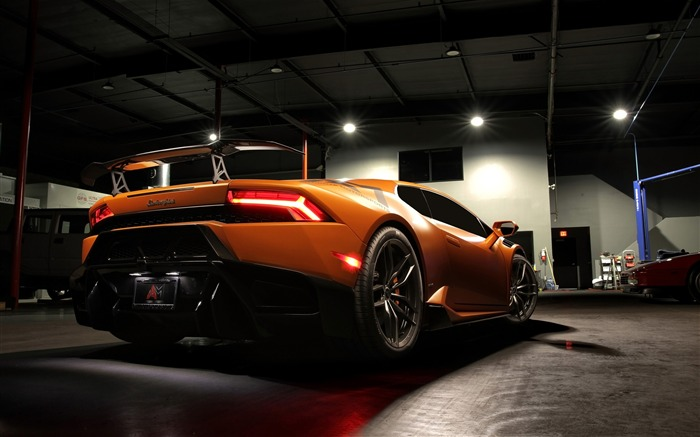 2016 Lamborghini Huracan Supercar Wallpaper 09 Views:3281 Date:8/7/2016 9:37:03 AM