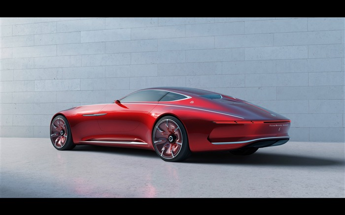2016 Vision Mercedes-Maybach 6 Concept Wallpaper 01 Views:3337 Date:8/25/2016 6:34:18 PM