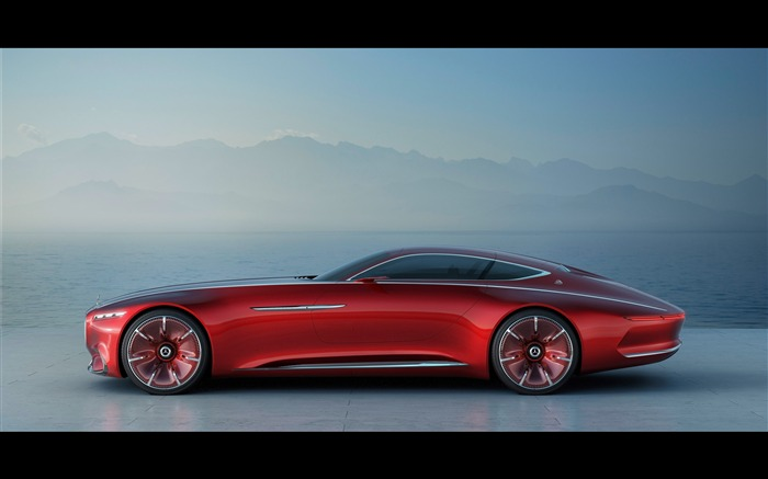 2016 Vision Mercedes-Maybach 6 Concept Wallpaper 02 Views:3479 Date:8/25/2016 6:35:27 PM