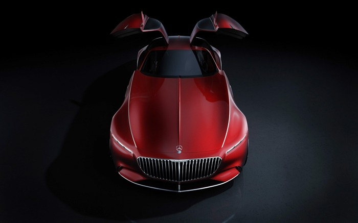 2016 Vision Mercedes-Maybach 6 Concept Wallpaper 03 Views:3239 Date:8/25/2016 6:35:49 PM