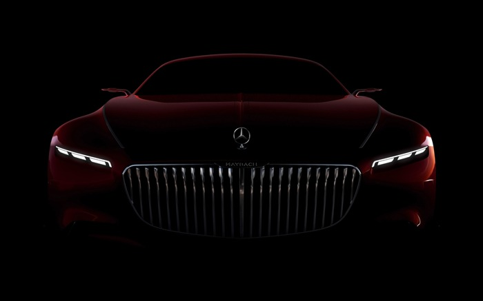 2016 Vision Mercedes-Maybach 6 Concept Wallpaper 04 Views:4256 Date:8/25/2016 6:36:05 PM