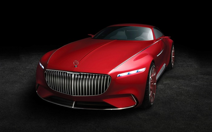 2016 Vision Mercedes-Maybach 6 Concept Wallpaper 07 Views:3329 Date:8/25/2016 6:37:05 PM
