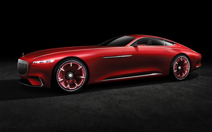 2016 Vision Mercedes-Maybach 6 Concept Wallpaper 08 Views:3749 Date:8/25/2016 6:37:47 PM