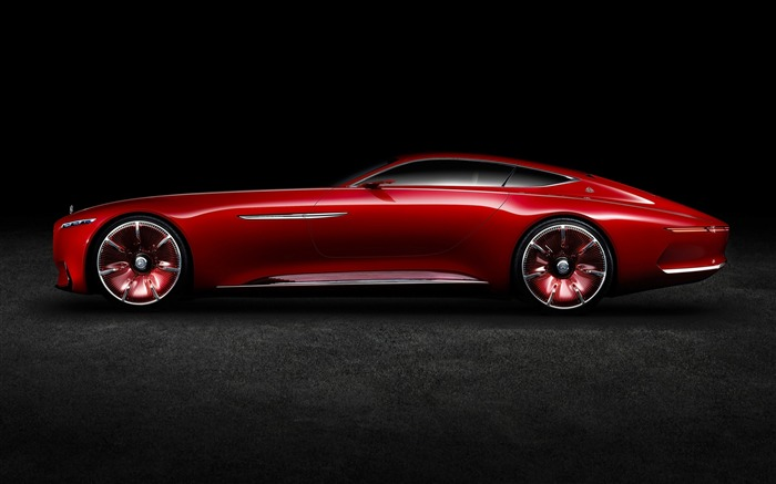 2016 Vision Mercedes-Maybach 6 Concept Wallpaper 09 Views:3834 Date:8/25/2016 6:38:06 PM