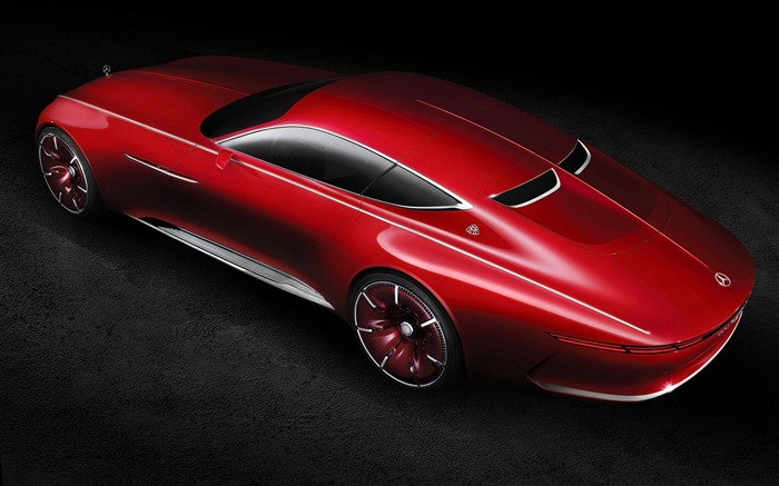 2016 Vision Mercedes-Maybach 6 Concept Wallpaper 10 Views:3178 Date:8/25/2016 6:38:29 PM