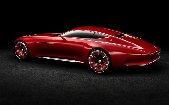 2016 Vision Mercedes-Maybach 6 Concept Wallpaper 11 Views:3369 Date:8/25/2016 6:38:56 PM