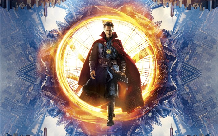 Doctor Strange-2016 Movie Posters Wallpaper Views:6339 Date:8/16/2016 7:28:24 AM