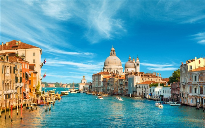 Grand canal venice italy-Classic High Quality Wallpaper Views:1715
